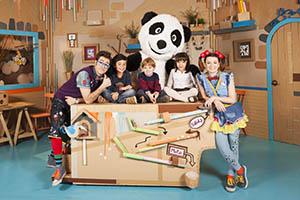 Canal Panda estrena en exclusiva 'Panda y la cabaña de cartón'